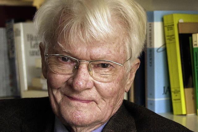 Wilhelm Hennis: Politischer Denker aus Leidenschaft