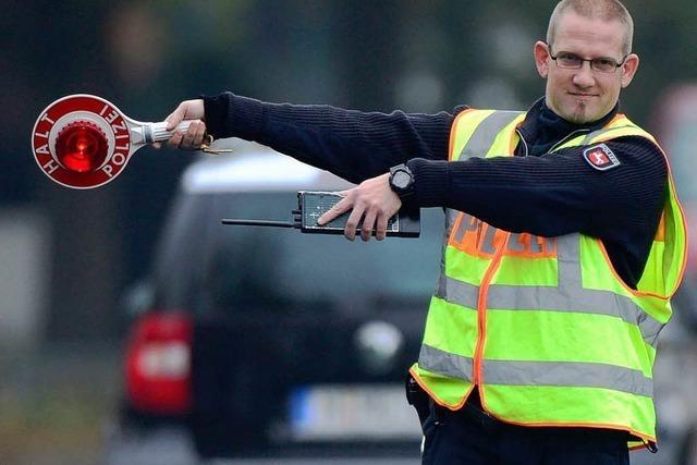 Führerscheinentzug schon bei 8 Punkten: Höhere Strafen drohen