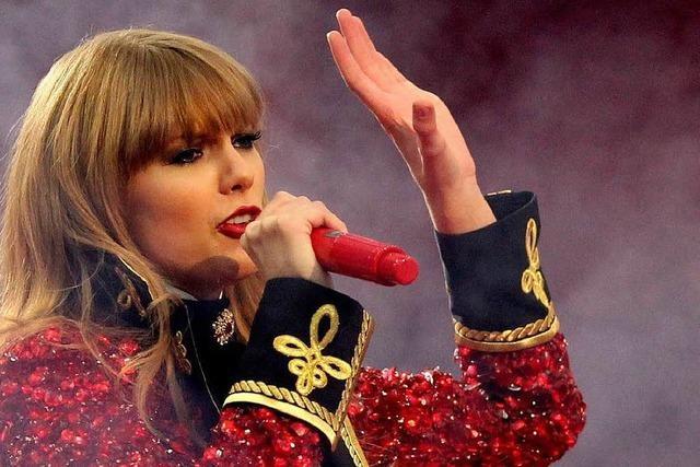 Swift und Bieber räumen in bei MTV in Frankfurt ab