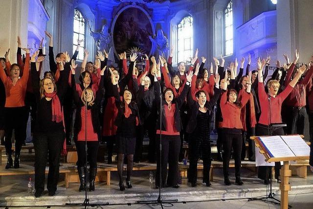 Rheinfelder Gospelchor: Populäre Gospel und Spirituals