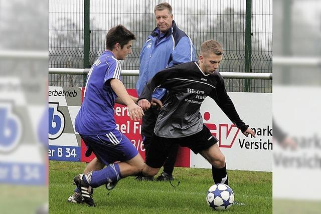TuS Lörrach-Stetten düpiert Spitzenreiter FC Schönau
