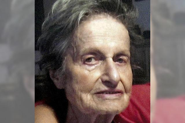 Bäckereichefin war erste Frau im Gemeinderat