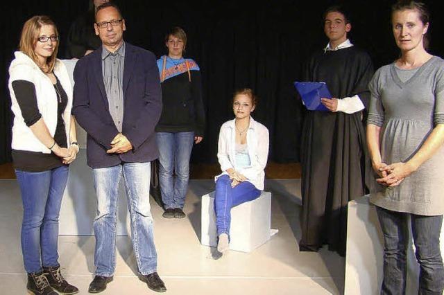 Wenn Theater auf schockierende Wirklichkeit trifft
