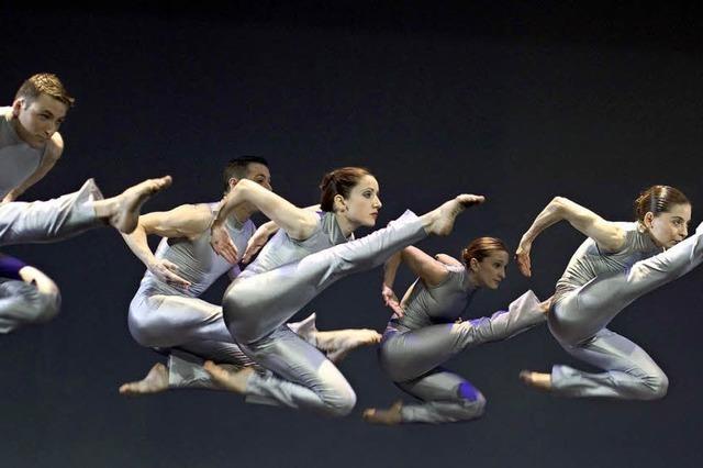 Rioult Dance Company tritt in Lahr und Villingen auf