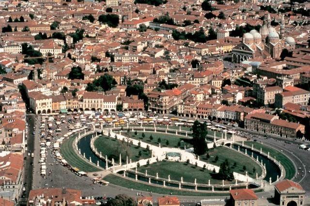 Zum Studium nach Padua