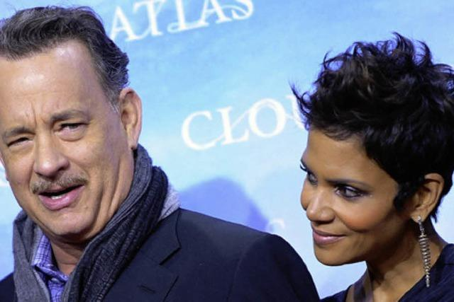 """Halle Berry und Tom Hanks: """"Wie an einem magischen Ort"""""""