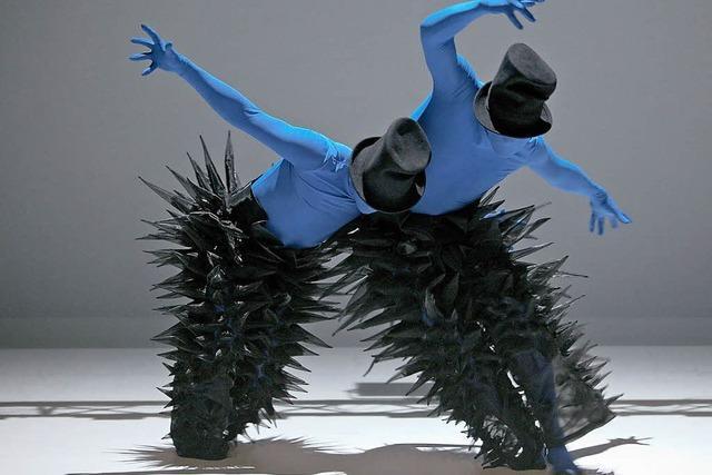 Helsinki Dance Company im Lörracher Burghof