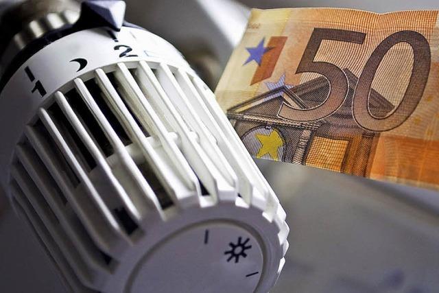 Wie man Energie sparen und das Klima schonen kann