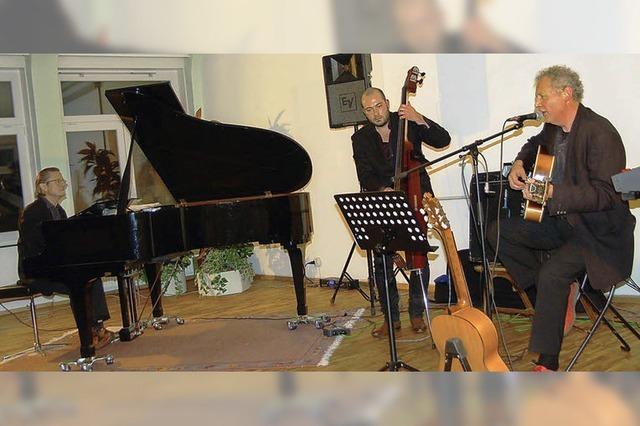 Hochgenuss für Jazzfreunde