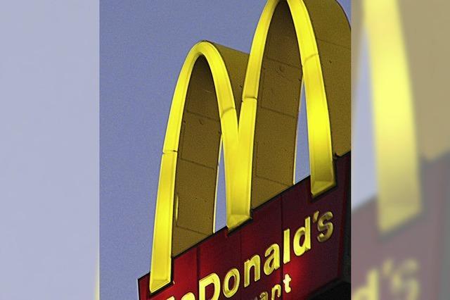 McDonald's zieht's nach Eimeldingen