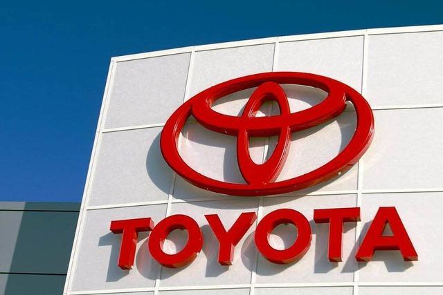 Toyota ruft weltweit mehr als 2,7 Millionen Autos zurück