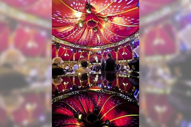 Teatro Colombino: Eine andere Welt im Zelt