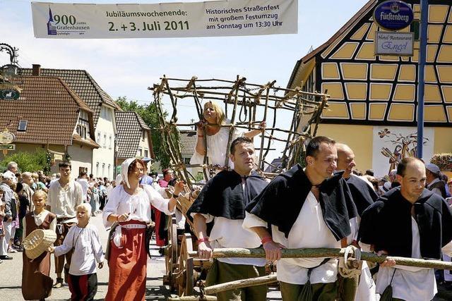 900-Jahr-Feier gibt Anstöße