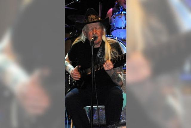 Der alte Mann und ein Meer aus Rock'n'Roll