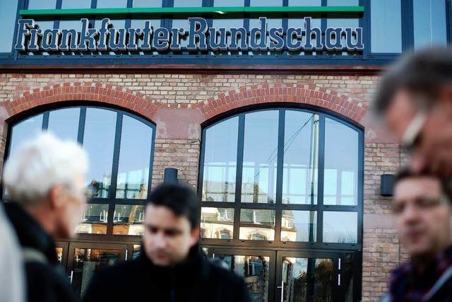 Ende der Frankfurter Rundschau – Branche debattiert über Gründe