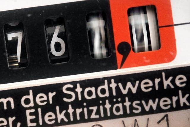 Badenova erhöht den Strompreis um mehr als zehn Prozent