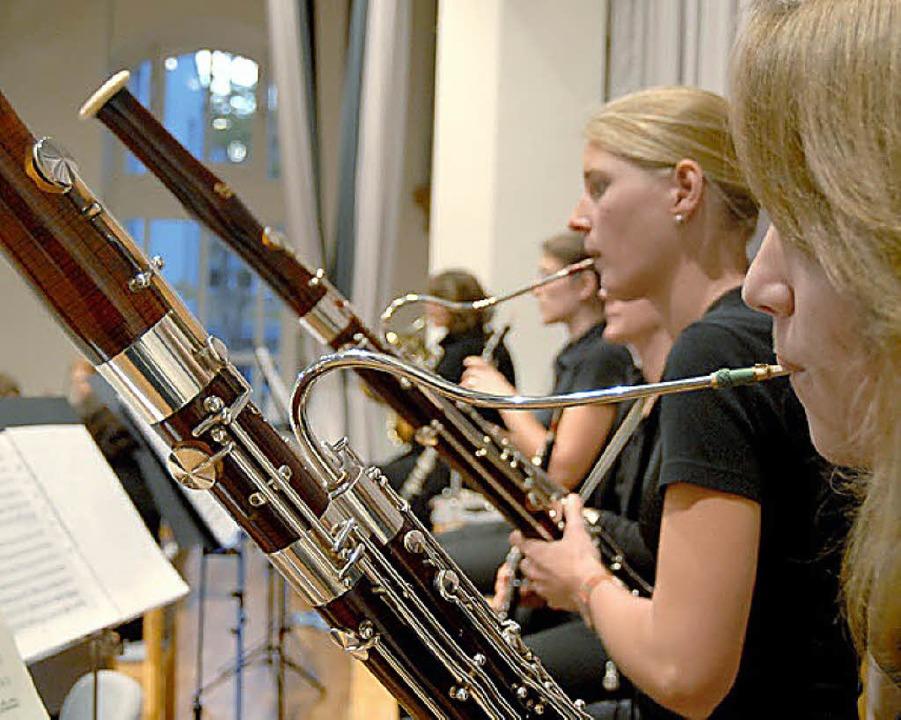 Junge Musiker gesucht: Das SOE will auch Schüler gewinnen.  | Foto: Verein