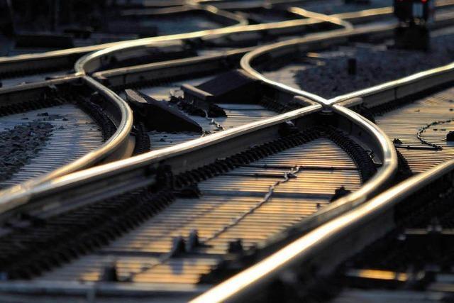 Bahn kommt mit Lärmsanierung im Südwesten voran