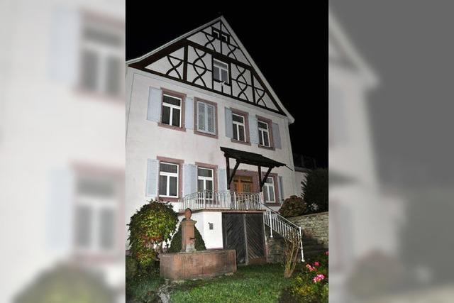 Pfarrhaus wird neu genutzt