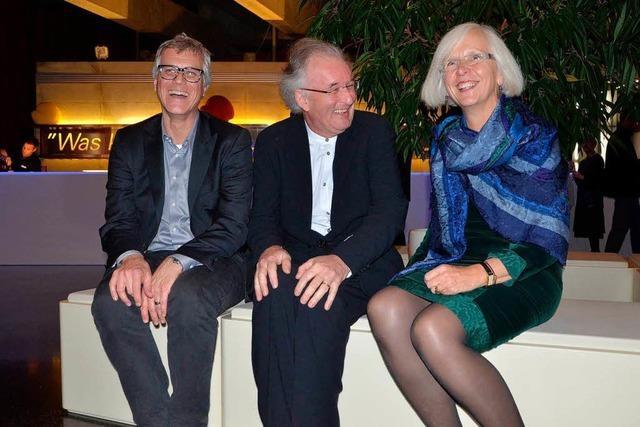 Helmut Bürgel ist Ehrenbürger der Stadt Lörrach