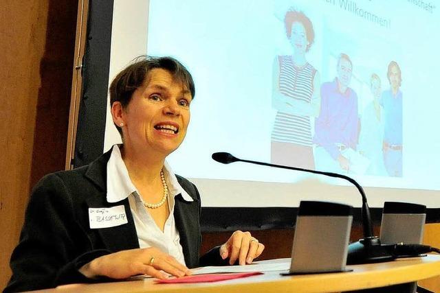 Freiburger Kongress zu Frauen in Führungspositionen