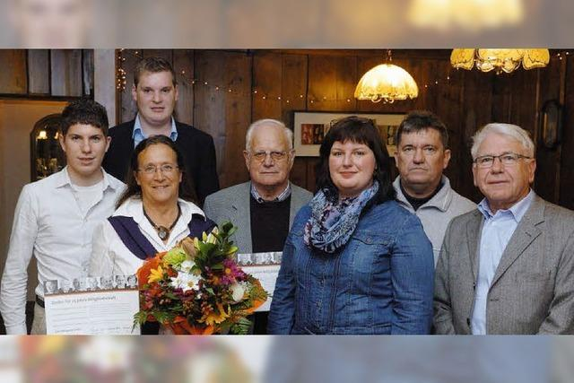 Caroline Simon führt die Wyhler CDU