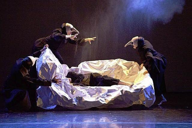 """Do-Theater führt """"Hoffmanniana - Tanzfantasien"""" auf"""