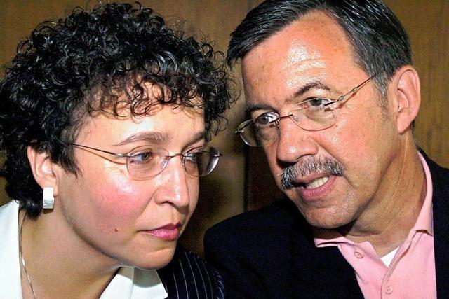 Südwest-FDP: Döring fordert Homburger heraus