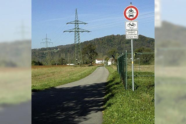 Ziel: eine autofreie Straße
