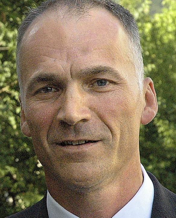 Jörg Wellenbüscher ist für das Projekt  verantwortlich.   | Foto: Dorweiler