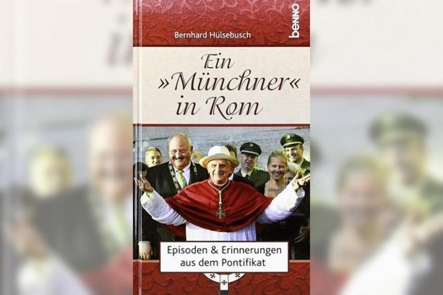 SACHBUCH: Der Papst als Mensch
