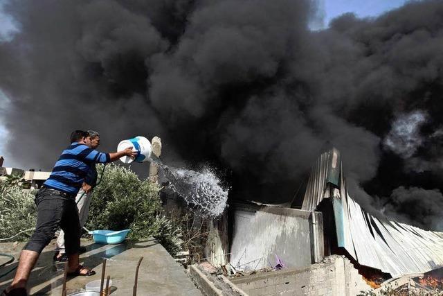 Ägypten steht an der Seite der Hamas