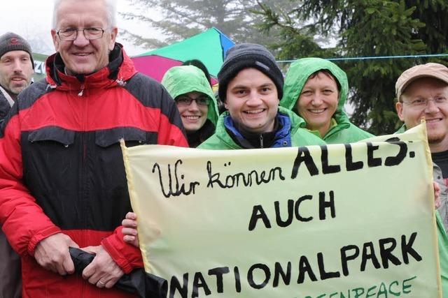 Nationalpark Nordschwarzwald: Befürworter in der CDU