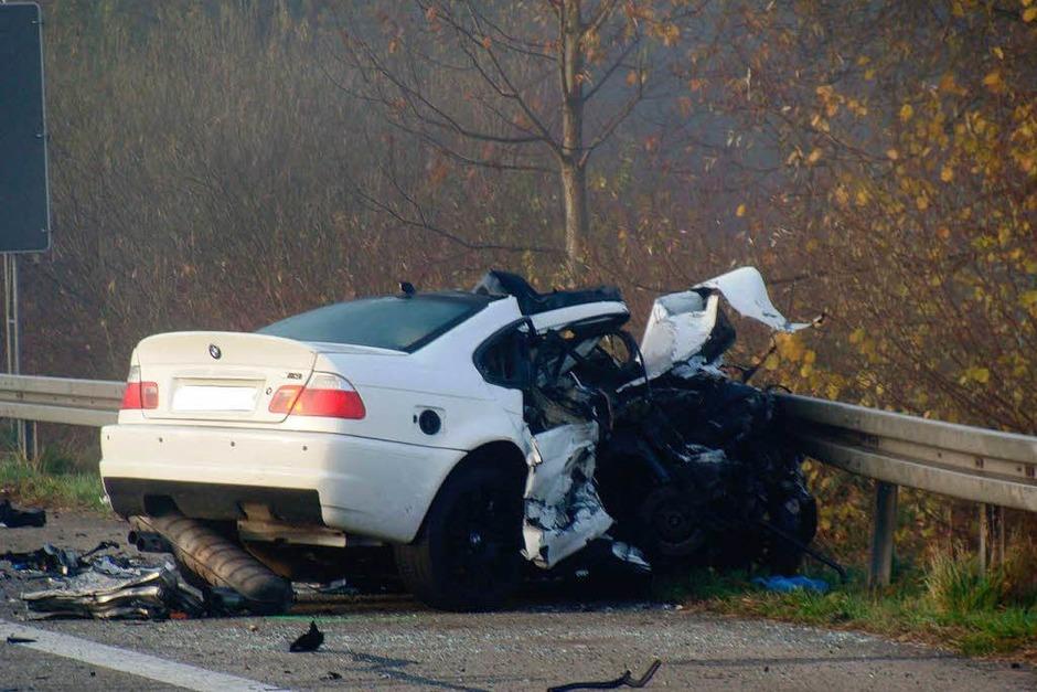 Schwere Verkehrsunfall