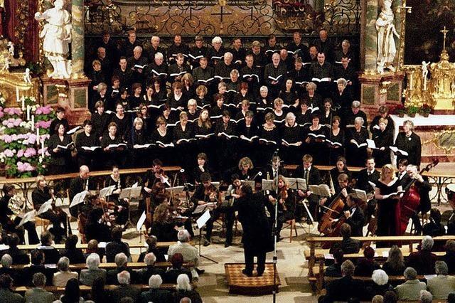 Kammerchor singt seit 20 Jahren