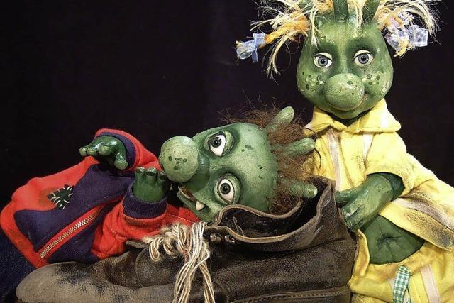 Figurentheater: Die Olchis