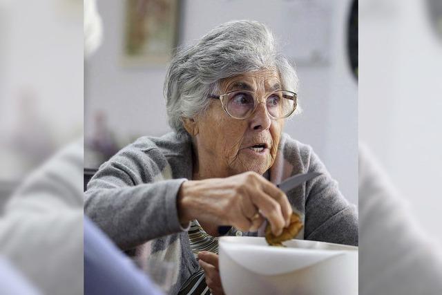 Probleme einer alternden Gesellschaft