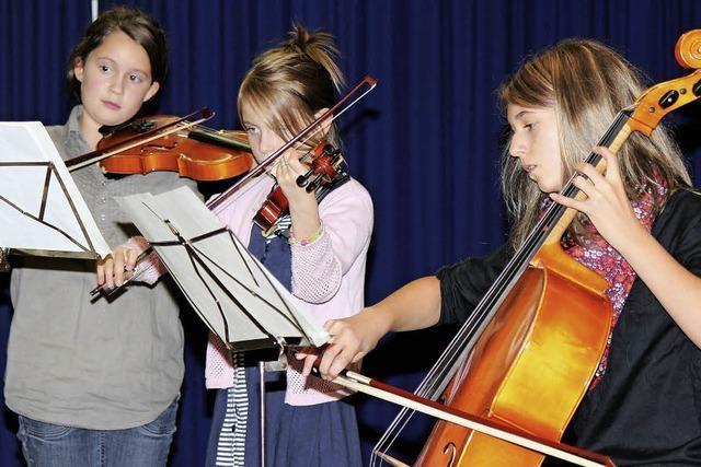 Bühnenpremiere für junge Talente