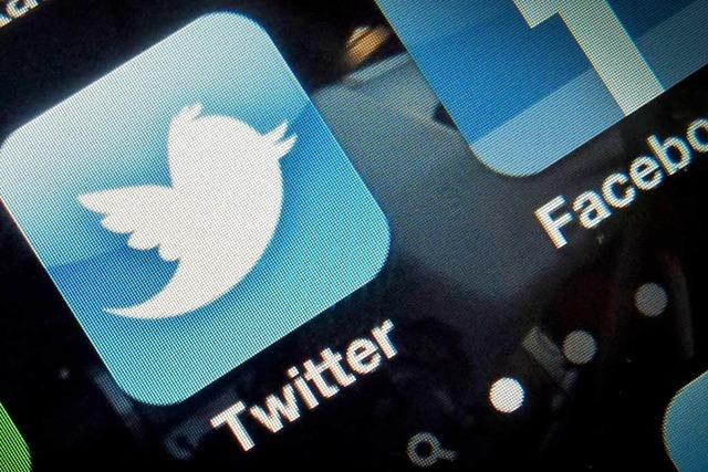 Für jeden etwas: Twitter und Facebook