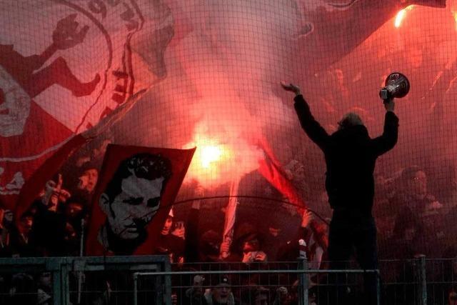 Polizei registriert so viel Gewalt wie noch nie bei Bundesliga-Spielen
