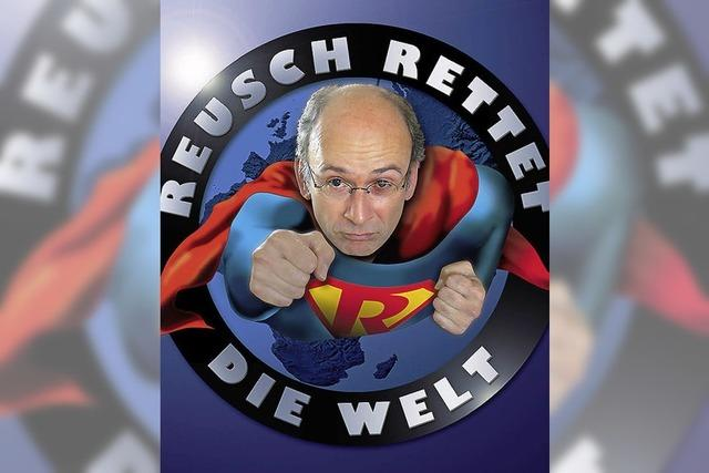 Reusch will die Welt retten