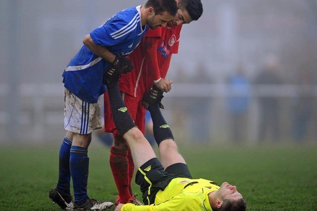 FC Neustadt mit König Midas im Bunde
