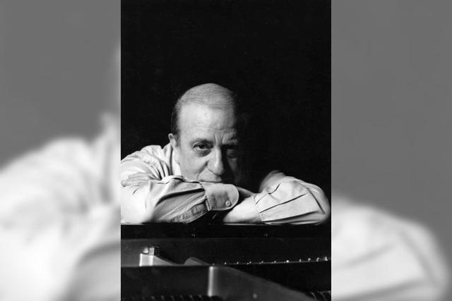 Pianist Martial Solal spielt in Schiltigheim