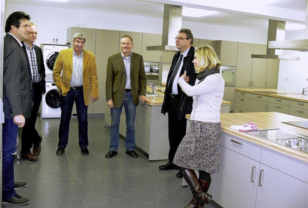 Im Trockenen in die Küche - Neuried - Badische Zeitung