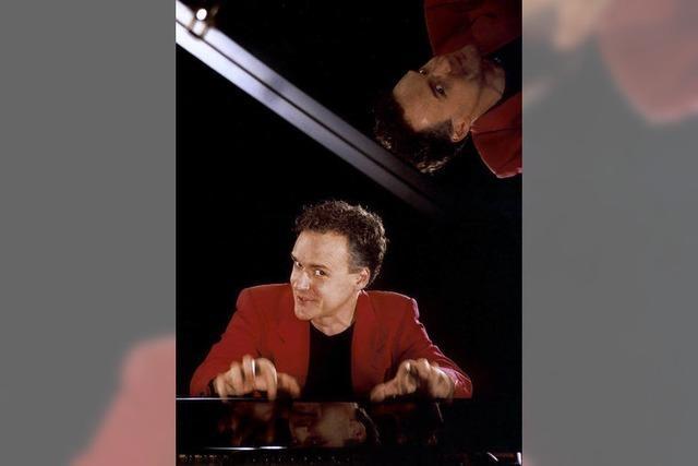 Klavierkabarettist Klaus Kohler im Ali-Theater