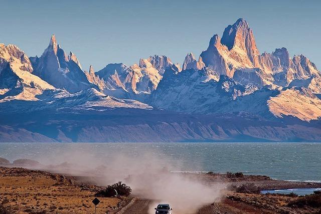 Mundologia-Vortrag: Patagonien