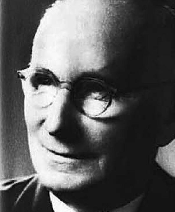 Komponist Emil Dörle  | Foto: Emil Dörle Stiftung