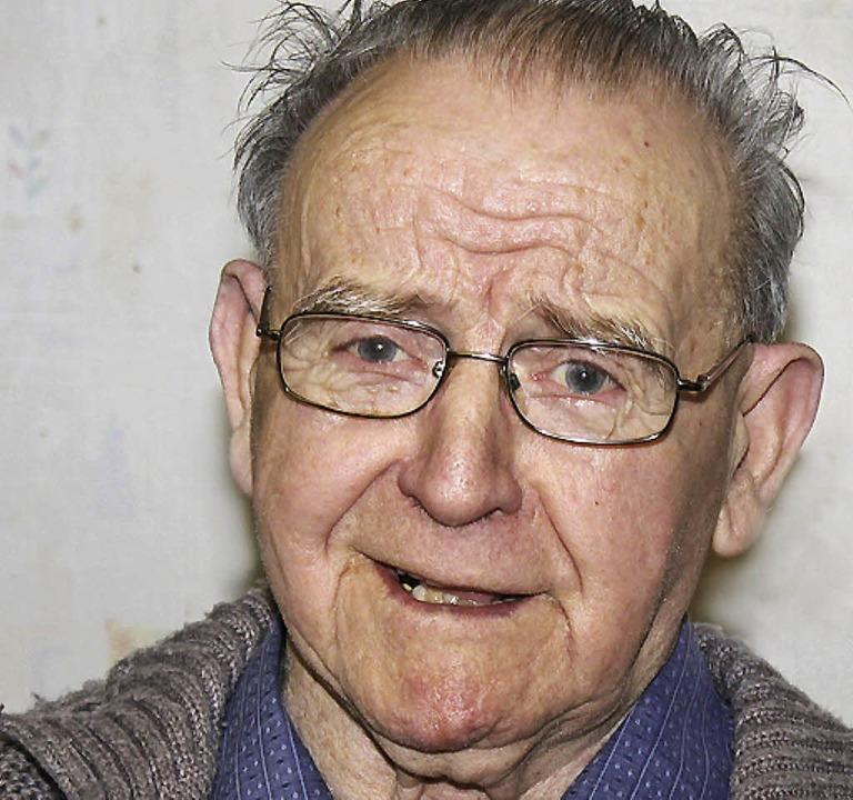 Feierte gestern seinen 85. Geburtstag: Otto Rinkenauer    Foto: Hiller