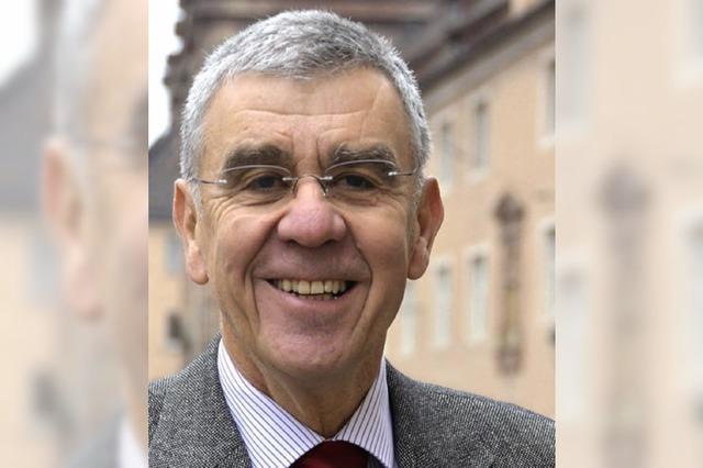 Jürgen Ehret verlässt den Kreistag