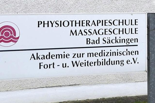 Für die Physiotherapieschule